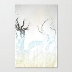 Wild Hair!  Canvas Print