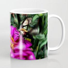 Snowberry Clearwing Coffee Mug