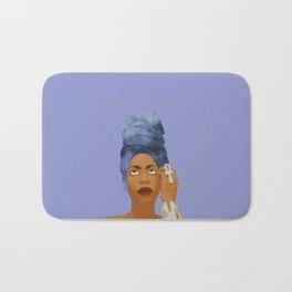 Erykah Badu, Purple Bath Mat