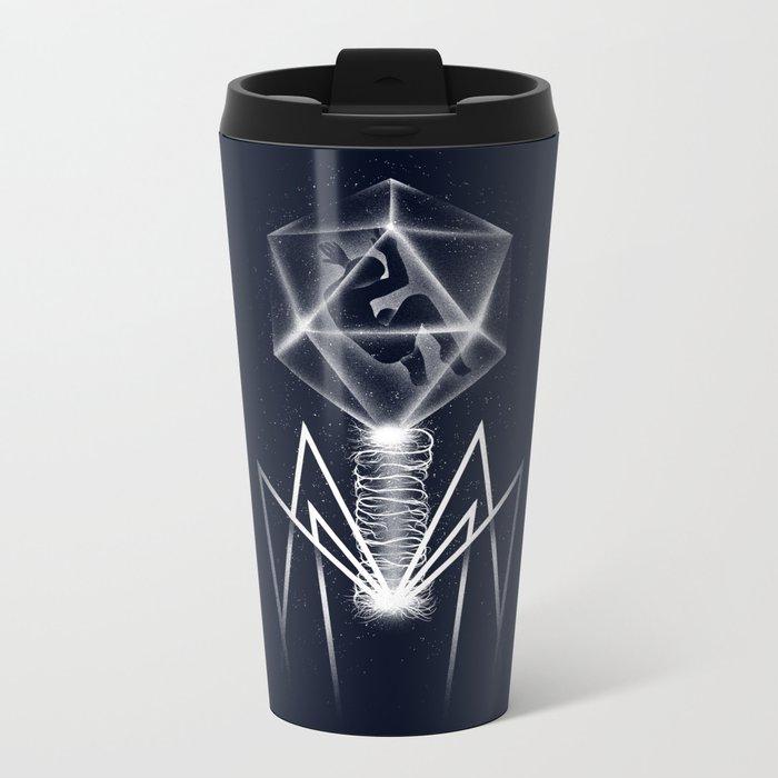 Human Virus Travel Mug