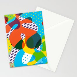 Funny Pattern Stationery Cards