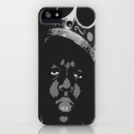 B.I.G iPhone Case