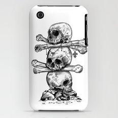 Skull Totem iPhone (3g, 3gs) Slim Case