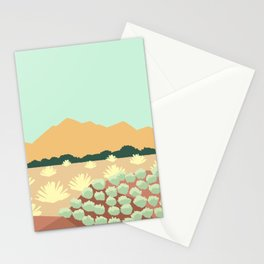 Santa Fe, New Mexico Stationery Cards