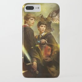 BBC Merlin: Emrys Ascending  iPhone Case