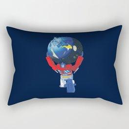 Optimus Atlas Rectangular Pillow