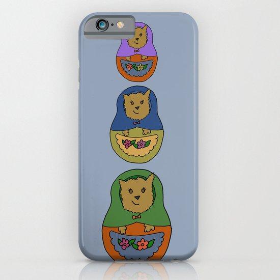 Piptroyshkas iPhone & iPod Case