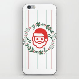 Santa Claus iPhone Skin