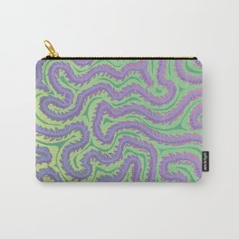 Coral: Brain Coral Carry-All Pouch
