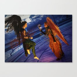 Orders Canvas Print