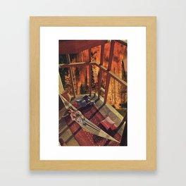 Infinite Rest Framed Art Print