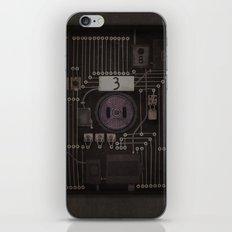 Portal - Twin Peaks iPhone Skin
