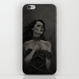 Kaltain Rompier iPhone Skin