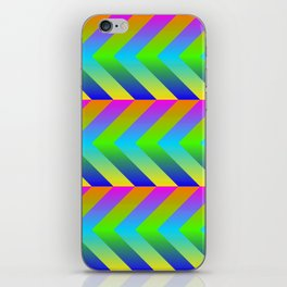 Colorful Gradients iPhone Skin