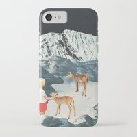 starry night iPhone & iPod Cases featuring Starry Night by Sarah Eisenlohr