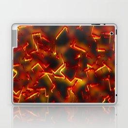 Burnings Laptop & iPad Skin