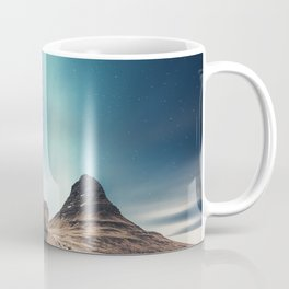 Mountain Waterfall Coffee Mug