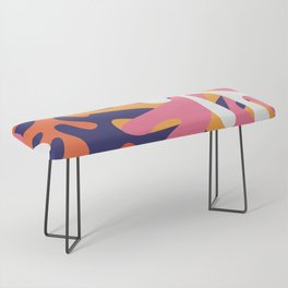 Matisse Pattern 010 Bench