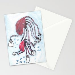 Bargain Hunters Stationery Cards