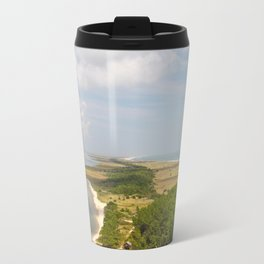 View from Above, Vertical Travel Mug