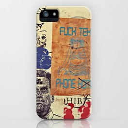 Phone Home iPhone Case