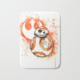 BB8 Bath Mat