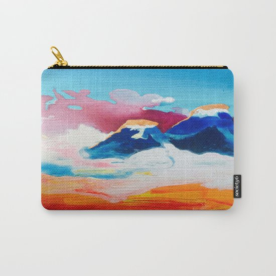 Ah Create And Destroy Carry-All Pouch