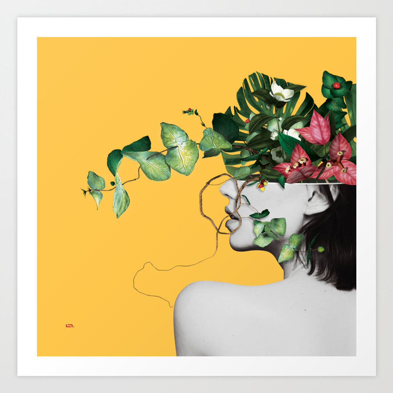 Abstract Art Prints   Society6 - photo #9