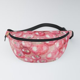 Red currants Fanny Pack