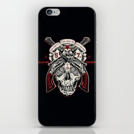 Firefly 57th Brigade Mal's Independents Brigade iPhone Skin