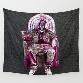 Notorious Big *King* Wall Tapestry