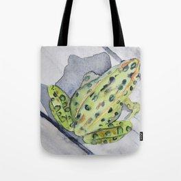 Frogger Tote Bag