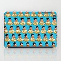 goku iPad Cases featuring Son Goku by husavendaczek