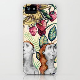 And Eve iPhone Case