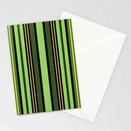 Nature's Stripes Stationery Cards