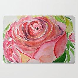 Rosebud Cutting Board