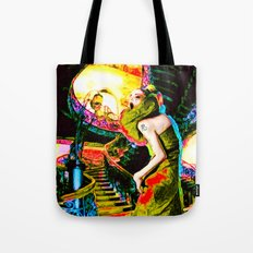 Horror Story Tote Bag