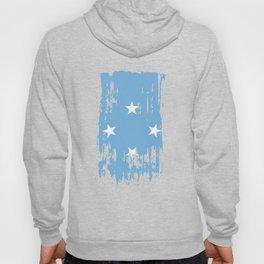 FM FSM Micronesia Flag Hoody