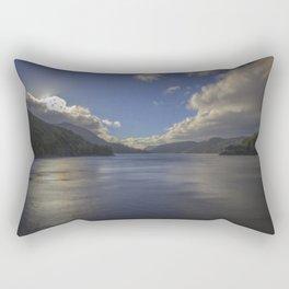 Calmness. Rectangular Pillow