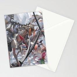 Monter Hunter Stationery Cards