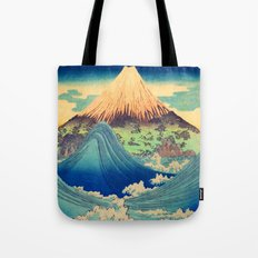 From the Eastern Borders with Love Tote Bag
