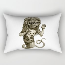 Demon Rectangular Pillow