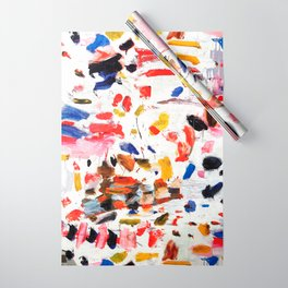 Abstract Painting #2 Wrapping Paper