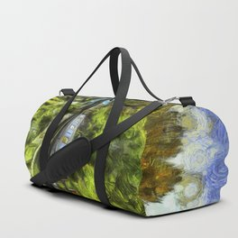 Little Venice London Art Duffle Bag