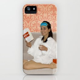 Holly, Breakfast at Tiffany's iPhone Case
