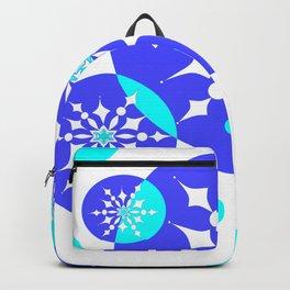 A Delightful Winter Snow Design Backpack