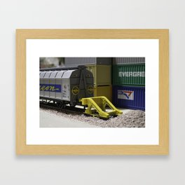 Nordwaggon Framed Art Print