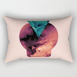 Calaca Skull Rectangular Pillow