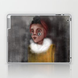 Paulina, the Clown Laptop & iPad Skin