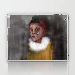 Paulina, the Clown Laptop & iPad Skin